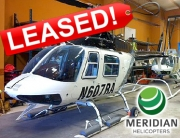For Sale Bell Helicopter 206B-3 N607RA A
