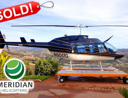 SOLD – Bell Helicopter 206L1 – N5017G