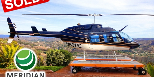 FOR SALE - Bell Helicopter 206L1 - N5017G SOLD