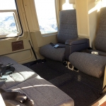 FOR SALE Bell 206L-1 N5017G - Interior