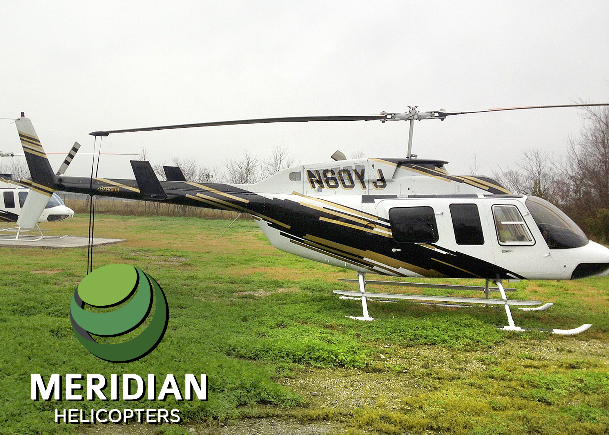 LEASED - Two Bell Helicopter 206L-3s
