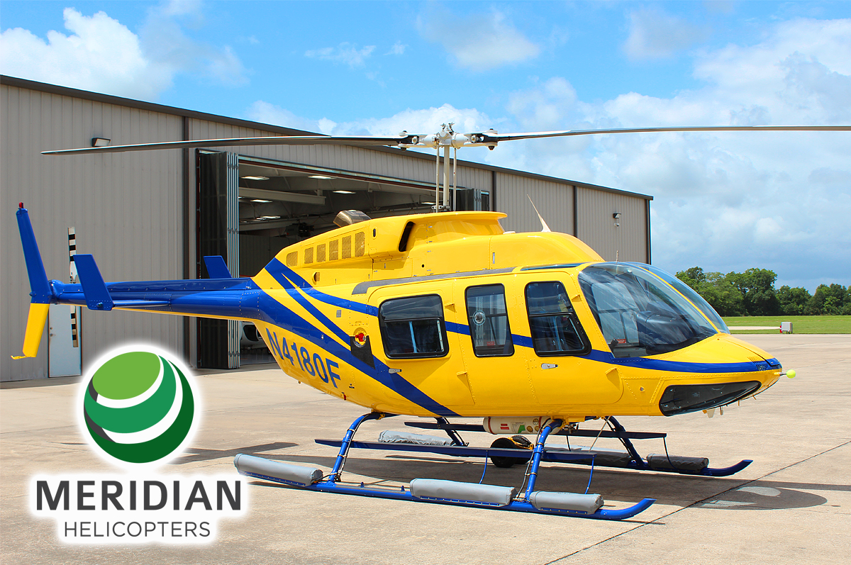 FOR SALE Bell Helicopter 206L3 - N4180F - Exterior