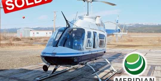 FOR SALE Bell Helicopter 206L4 - C-GSHQ - Exterior SOLD