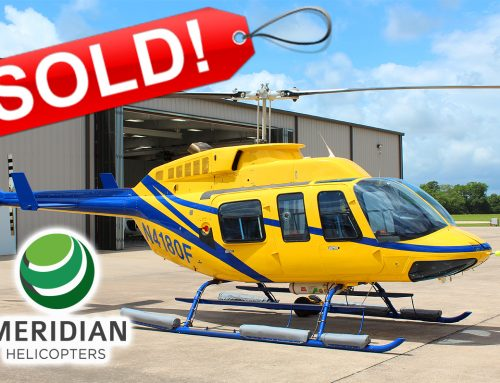 SOLD – 1991 Bell Helicopter 206L3 – N4180F