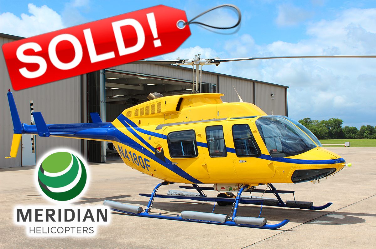 SOLD Bell Helicopter 206L3 - N4180F - Exterior