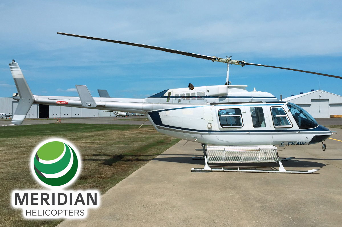 FOR SALE Bell Helicopter 206L - C-FKAW - Exterior