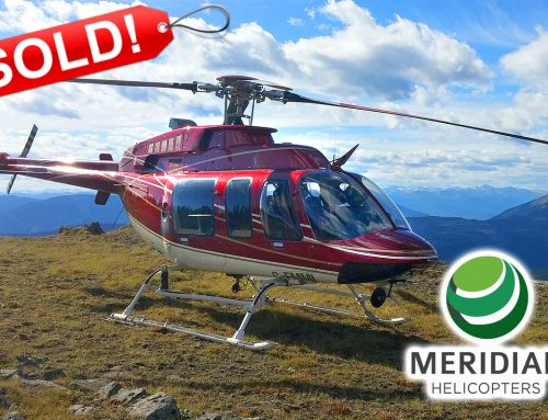 SOLD – 1998 Bell Helicopter 407 – C-FMML