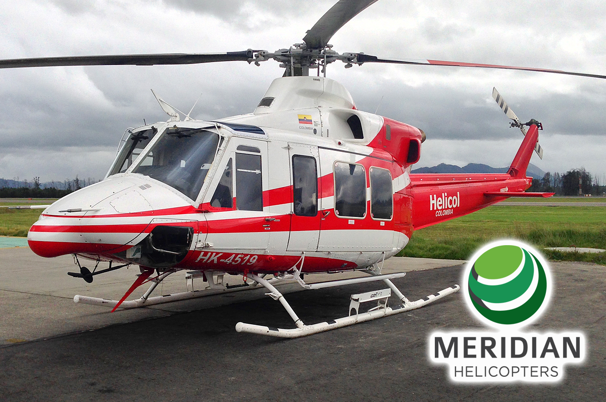 FOR SALE Bell Helicopter 412EP - HK4519 - Exterior