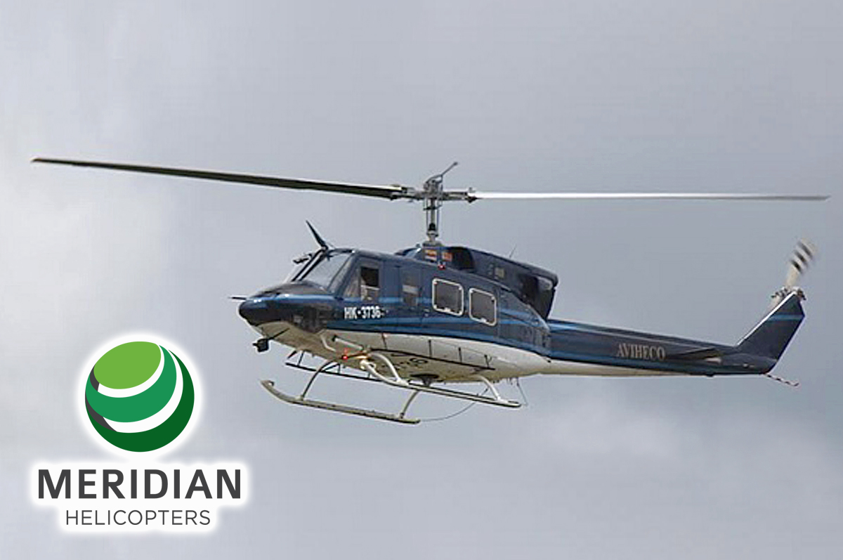 FOR SALE Bell Helicopter 212 - HK3736