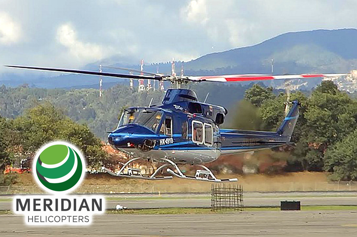 FOR SALE Bell Helicopter 412EP - HK4918