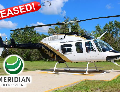 LEASED – 1992 Bell Helicopter 206L4 – N204MH