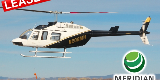 FOR LEASE Bell Helicopter 206L3 - N206MH exterior leased