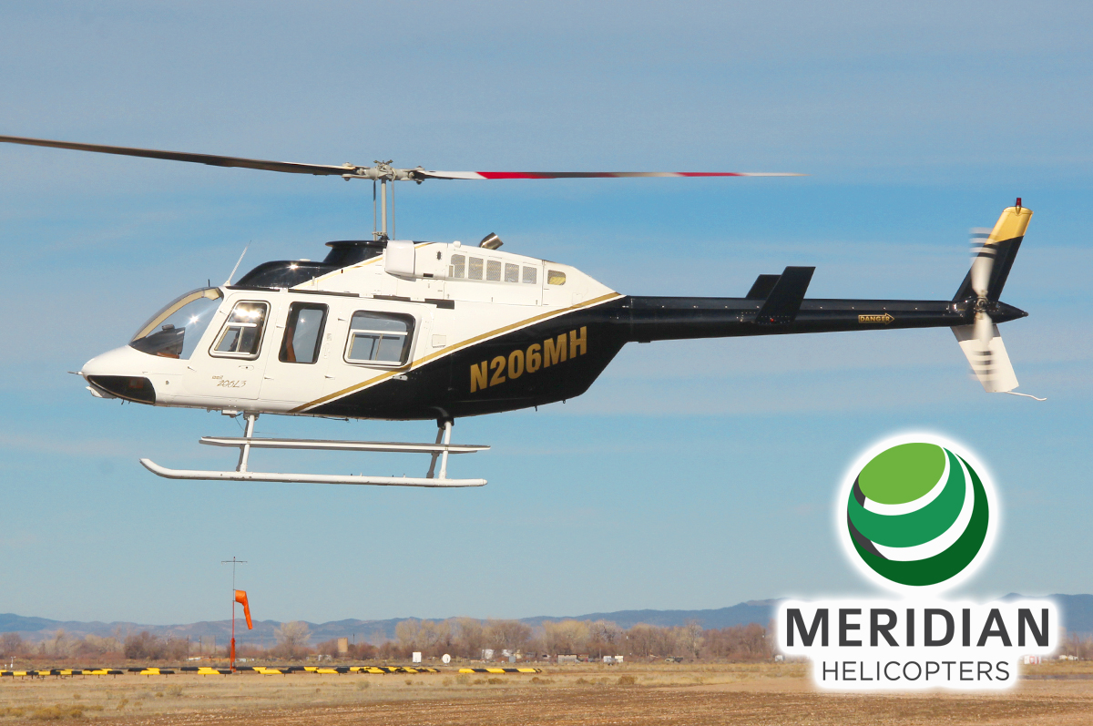 FOR SALE or LEASE - 1990 Bell Helicopter 206L3 - N206MH