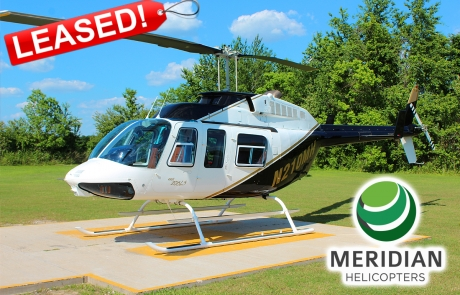 FOR SALE or LEASE Bell Helicopter 206L3 - N210MH exterior Leased