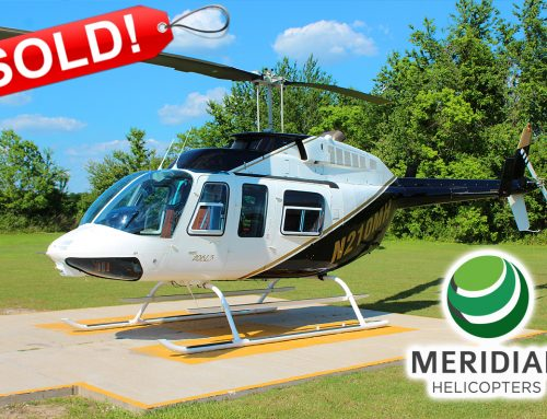 SOLD – 1990 Bell Helicopter 206L3 – N210MH