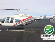 FOR SALE Bell Helicopter 206L4 - N206GH exterior
