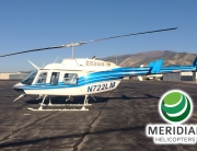 FOR SALE Bell Helicopter 206L4 - N722LM exterior