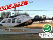 FOR SALE Bell 206L3 - N207MH - exterior