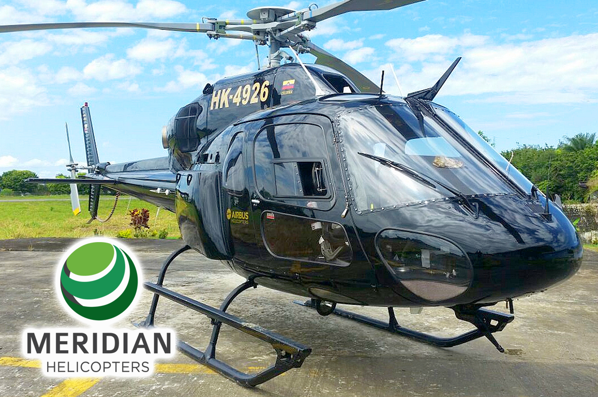 FOR SALE Eurocopter AS355N - HK4926 exterior