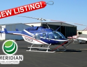 FOR SALE Bell Helicopter 206L4 - N208CP exterior