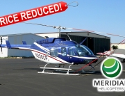 FOR SALE Bell Helicopter 206L4 - N208CP exterior price reduced