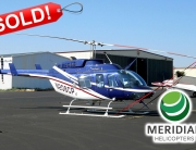 FOR SALE Bell Helicopter 206L4 - N208CP exterior sold