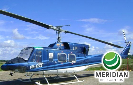 FOR SALE Bell Helicopter 212 - HK4222 exterior
