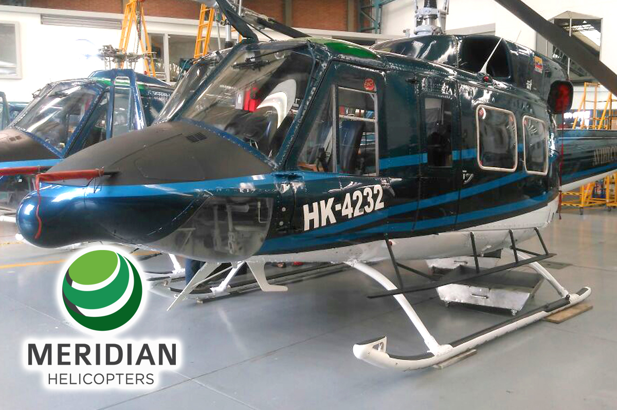 For sale 1980 bell helicopter