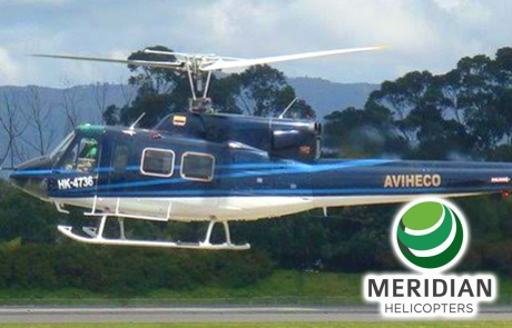 FOR SALE Bell Helicopter 212 - HK4736 exterior