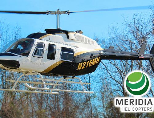 Meridian Helicopters to Display Two Bell Helicopter 206L4's at Heli-Expo in Dallas, TX.