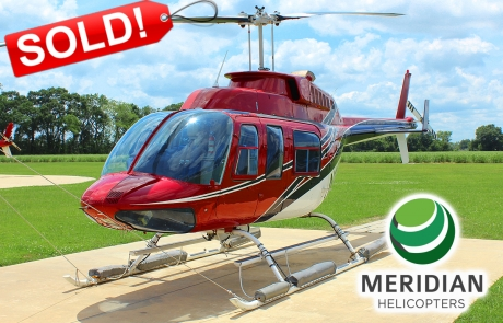 FOR SALE Bell Helicopter 206L1C30P N1171 exterior sold