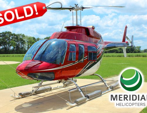 SOLD – 1979 Bell Helicopter 206L1C30P – N1171