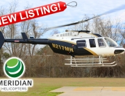 FOR SALE or LEASE Bell 206L4 - N217MH - exterior - NEW LISTING