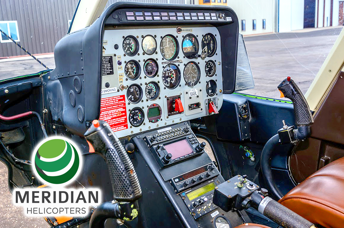 FOR SALE Bell Helicopter 206L3 - N343AL interior