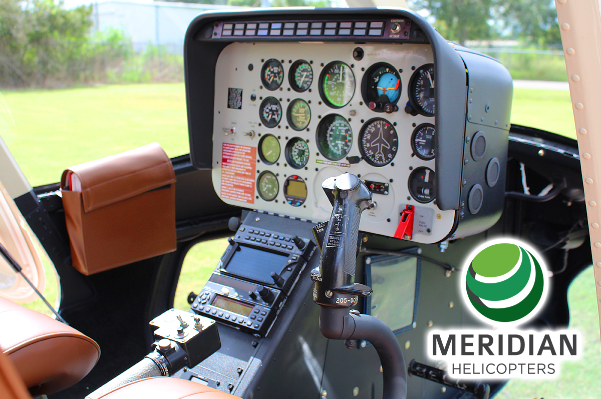 FOR SALE or LEASE Bell Helicopter 206L4 - 52281 instruments