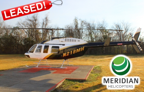 For Sale or Lease - 2003 Bell Helicopter 206L4 - N218MH - 52281 - exterior - LEASED