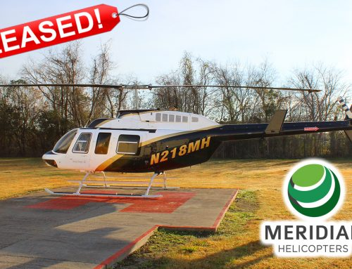 LEASED – 2003 Bell Helicopter 206L4 – N218MH
