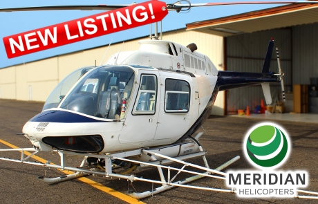 1974 Bell Helicopter 206B3 - N158H - 2974 - exterior - new listing