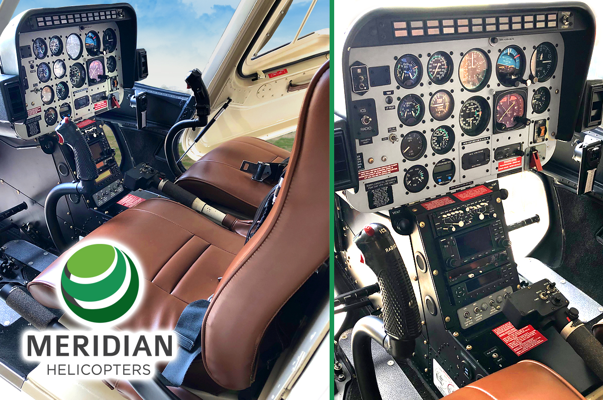 For Sale or Lease - 2004 Bell Helicopter 206L4 - N216MH - 52296 - interior