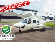 FOR SALE Bell 222A - N34NR - exterior - price reduced