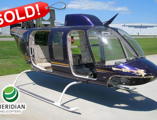SOLD – 1998 Bell Helicopter 407 – C-FZAR