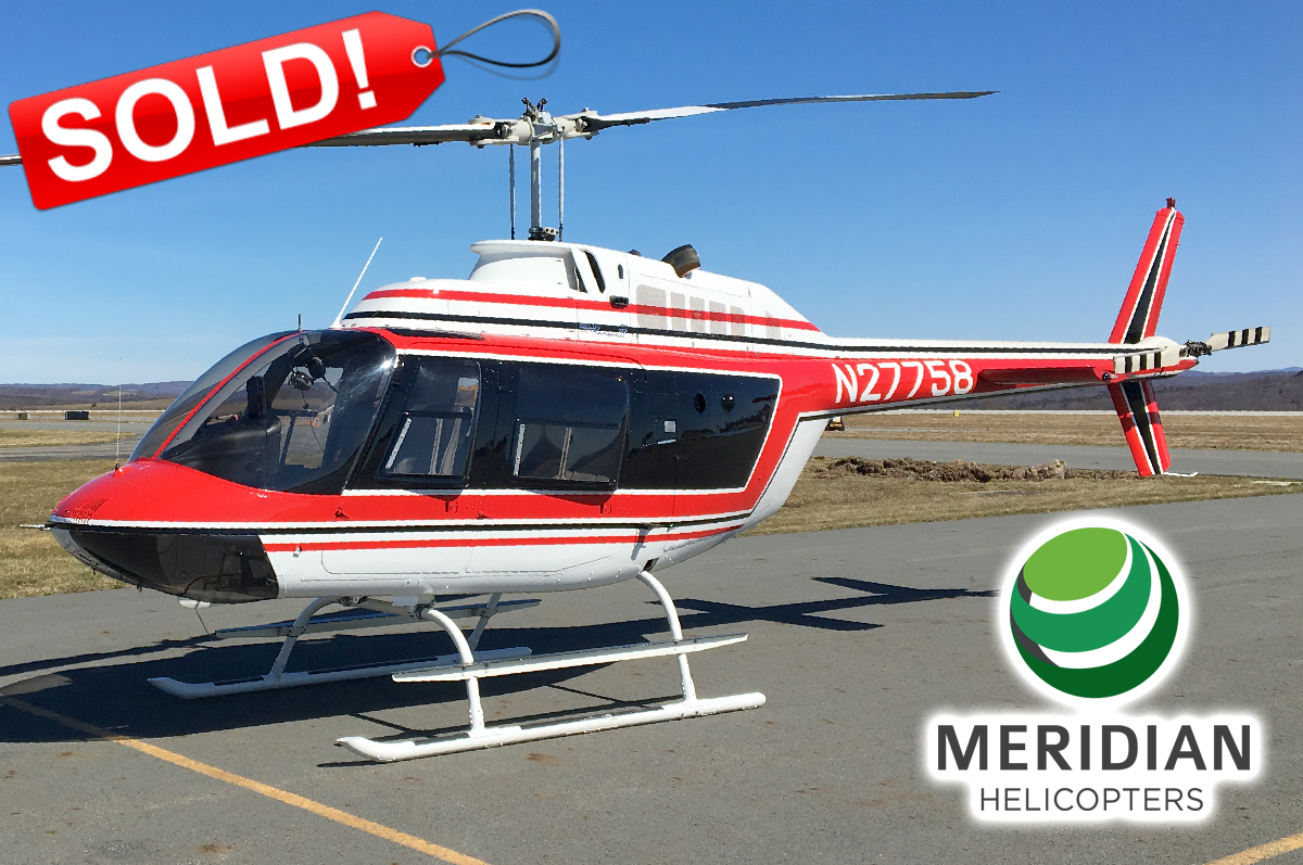 For Sale - 1979 Bell Helicopter 206B3 - N27758 - 2791 - exterior - Sold