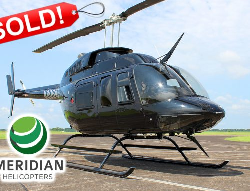 SOLD – 1988 Bell Helicopter 206L3 – N806KR