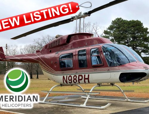 FOR SALE – 1988 Bell Helicopter 206L3 – N98PH – 51254