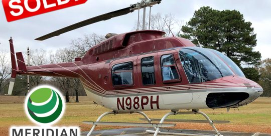 54 - 1988 Bell Helicopter 206L3 - N98PH - 51254 - For Sale - exterior - sold