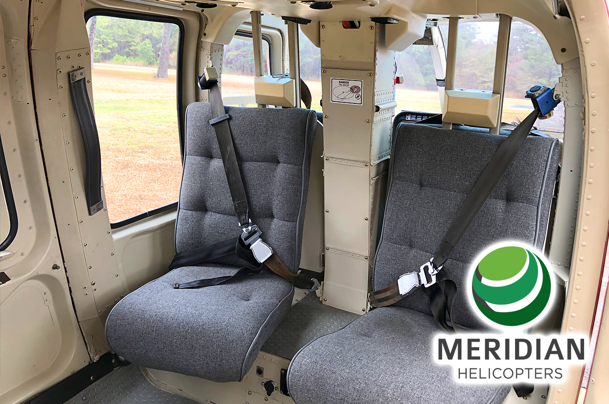 54 - 1988 Bell Helicopter 206L3 - N98PH - 51254 - For Sale - interior b