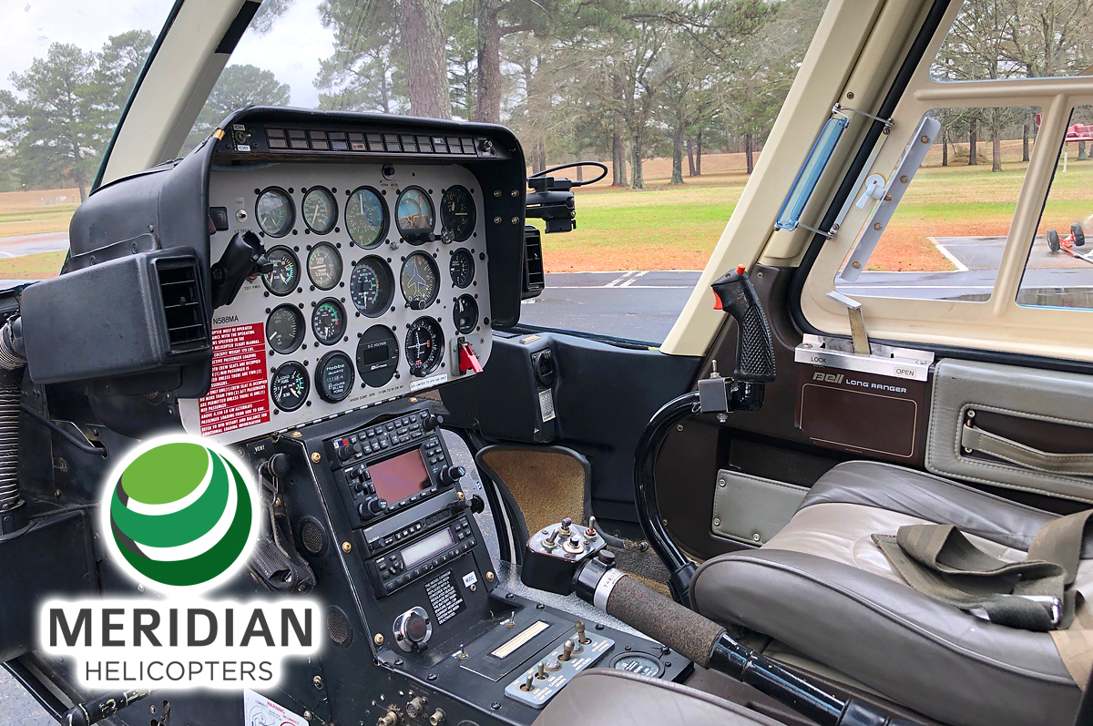 55 - 1990 Bell Helicopter 206L3 - N588MA - 51350 - For Sale - interior