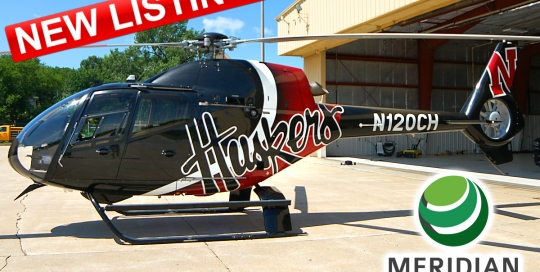 56 - 2008 Eurocopter (Airbus) EC120 - N120CH - 1544 - For Sale - exterior - new listing