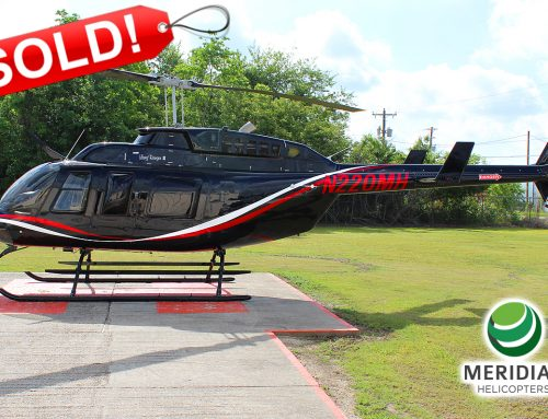 SOLD – 1990 Bell Helicopter 206L3 – N220MH – 51359