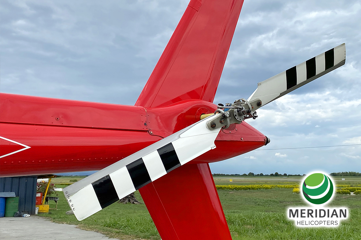 58 - 1978 Bell Helicopter 206B3 - HK-4511 - 2344 - For Sale - exterior - tail rotor